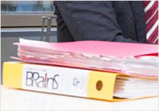 当社独自の開発標準『BRainS』が高品質・安定的な開発を実現します。